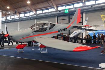 D-MBBD - Private Evektor-Aerotechnik EV-97 Eurostar