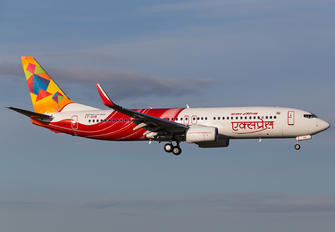 VT-GHB - Air India Express Boeing 737-800