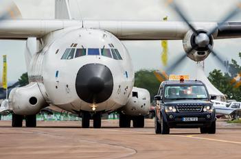 50+48 - Germany - Air Force Transall C-160D