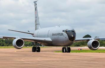 62-3563 - Turkey - Air Force Boeing KC-135R Stratotanker