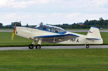OK-MFX - Východočeský aeroklub Pardubice Zlín Aircraft Z-126