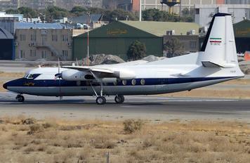 5-3032 - Iran - Islamic Republic Air Force Fokker F27