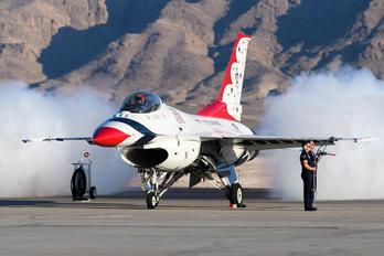 91-0392 - USA - Air Force Lockheed Martin F-16CJ Fighting Falcon
