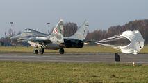 4121 - Poland - Air Force Mikoyan-Gurevich MiG-29G aircraft