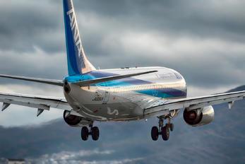JA68AN - ANA - All Nippon Airways Boeing 737-800