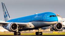 PH-BHE - KLM Boeing 787-9 Dreamliner aircraft