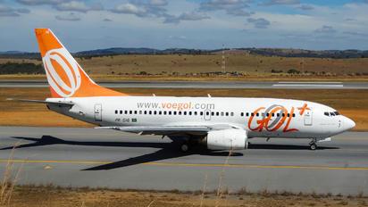 PR-GIG - GOL Transportes Aéreos  Boeing 737-700
