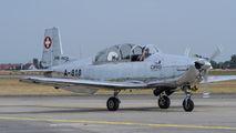 HB-RCH - PrivatAir Pilatus P-3 aircraft