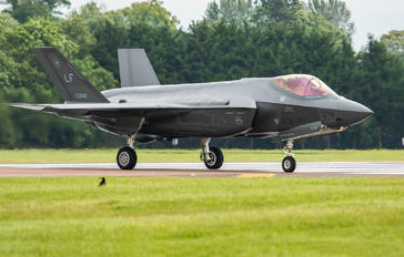 12-5042 - USA - Air Force Lockheed Martin F-35A Lightning II