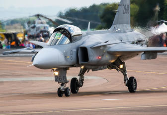39268 - Sweden - Air Force SAAB JAS 39C Gripen