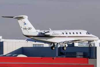 HA-JEP - Private Cessna 650 Citation III