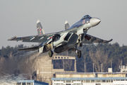 01 RED - Russia - Air Force Sukhoi Su-35S aircraft