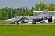 226 - Sweden - Air Force SAAB JAS 39C Gripen aircraft