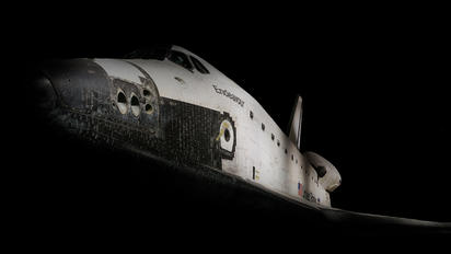 OV-105 - NASA Rockwell Space Shuttle