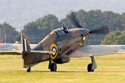 "LF363 - Royal Air Force ""Battle of Britain Memorial Flight"" Hawker Hurricane Mk.IIc aircraft"