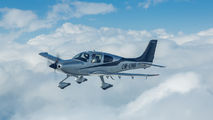 OM-UNI - Private Cirrus SR22 aircraft