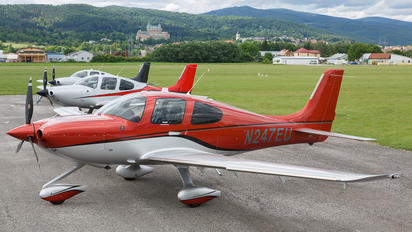 N247EU - Private Cirrus SR22