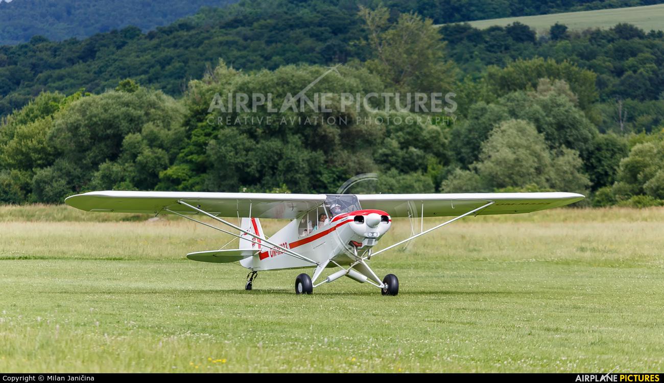 Private OM-M323 aircraft at Partizanske