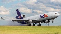 N620FE - FedEx Federal Express McDonnell Douglas MD-11F aircraft