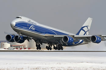 VP-BLQ - Air Bridge Cargo Boeing 747-8F
