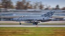 135 - Croatia - Air Force Mikoyan-Gurevich MiG-21bisD aircraft