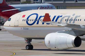 TC-OCB - Onur Air Airbus A330-300