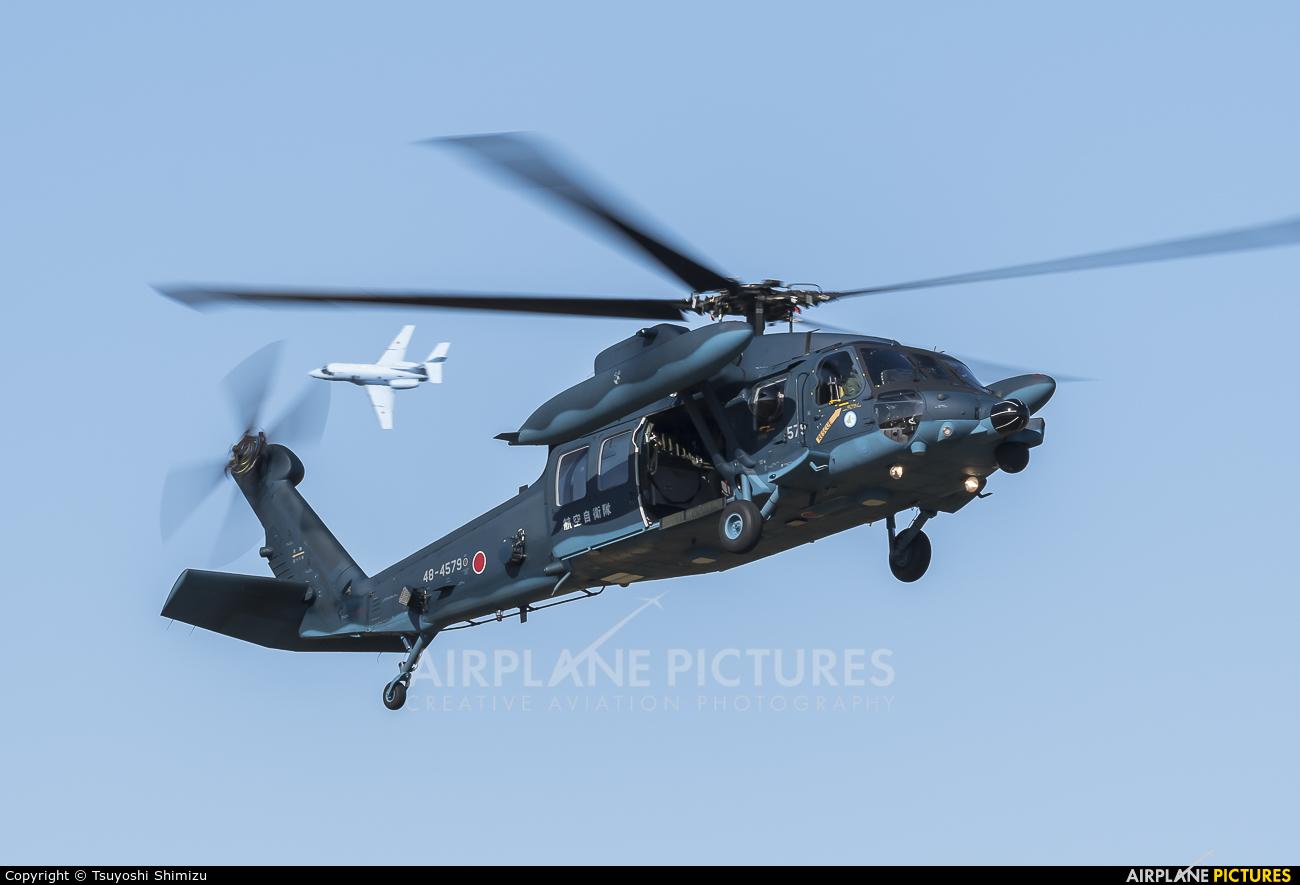Japan - Air Self Defence Force 48-4579 aircraft at Ibaraki - Hyakuri AB