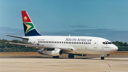 ZS-SIG - South African Airways Boeing 737-200