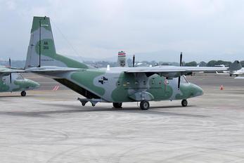 AN-160 - Panama - Air Force Casa C-212 Aviocar
