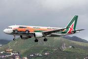 EI-DSW - Alitalia Airbus A320 aircraft