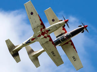 062 - Croatia - Air Force Pilatus PC-9