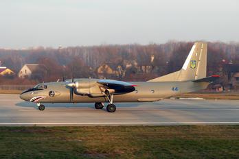 44 BLUE - Ukraine - Air Force Antonov An-26 (all models)