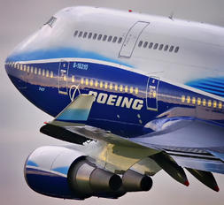 B-18210 - China Airlines Boeing 747-400