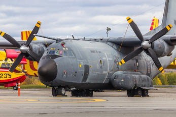 64-GL - France - Air Force Transall C-160R