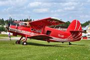 YL-LEI - Private Antonov An-2 aircraft