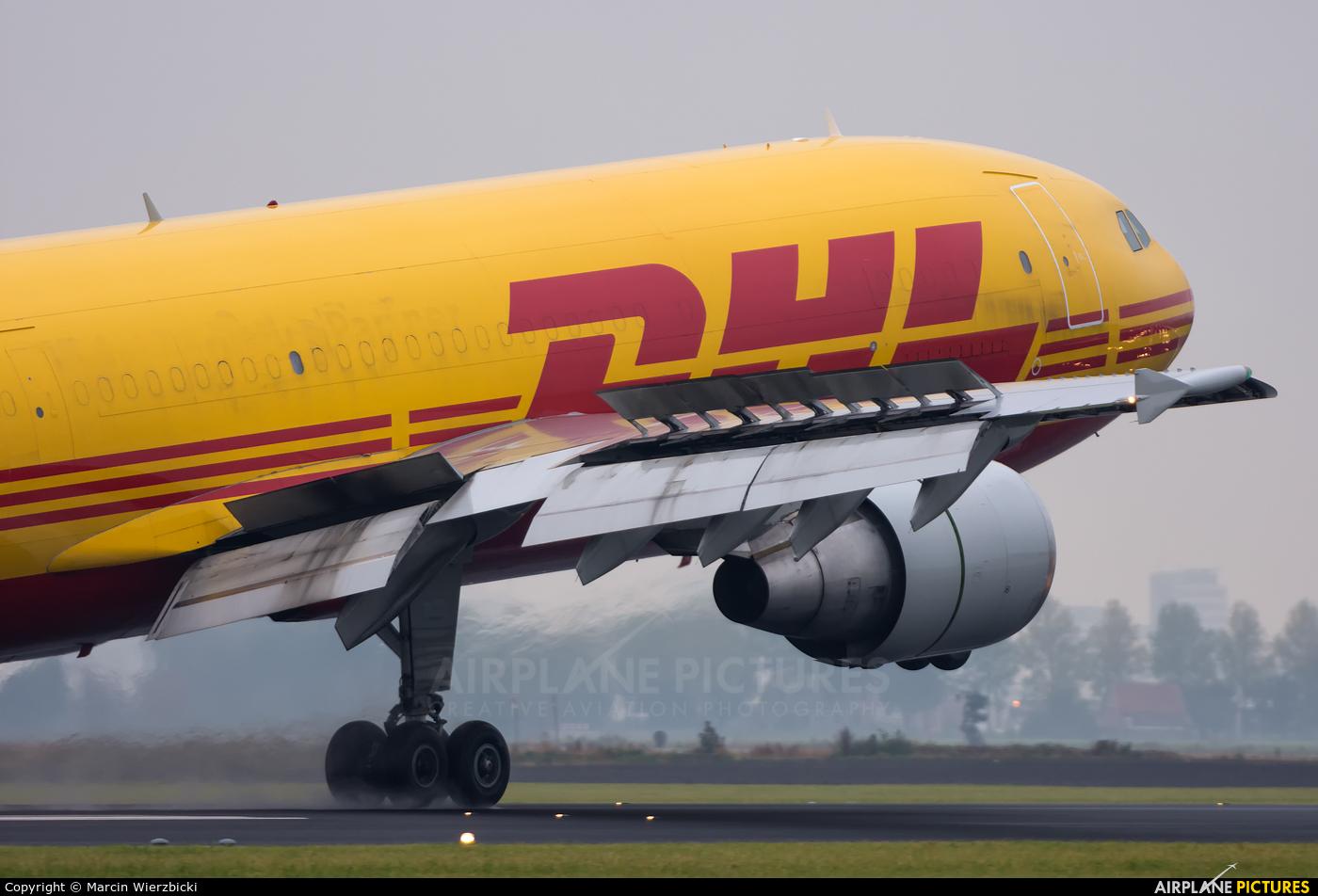 DHL Cargo D-AEAC aircraft at Amsterdam - Schiphol