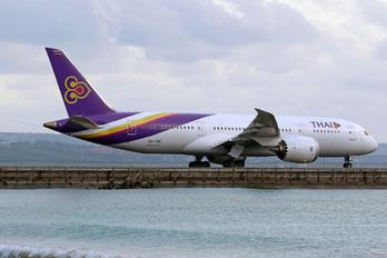 HS-TQD - Thai Airways Boeing 787-8 Dreamliner