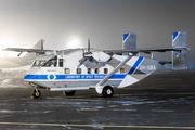 OH-SBA - Private Short SC.7 Skyvan aircraft
