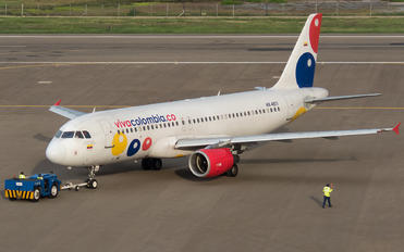 HK-4811 - Viva Colombia Airbus A320