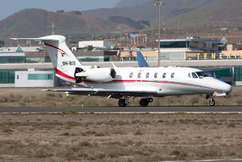 9H-WII - Euro-Flight Service Cessna 650 Citation VII