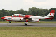 1 - Poland - Air Force: White & Red Iskras PZL TS-11 Iskra aircraft