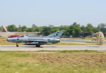 02-839 - Pakistan - Air Force Chengdu F-7PG