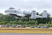 81-0956 - USA - Air Force Fairchild A-10 Thunderbolt II (all models) aircraft