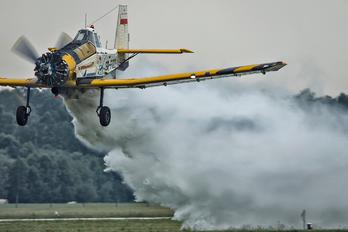SP-FOO - Aerogryf PZL M-18B Dromader
