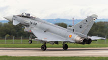 C.16-42 - Spain - Air Force Eurofighter Typhoon S aircraft