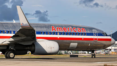 N941AN - American Airlines Boeing 737-800