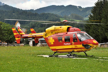 D-HEOE - Dl Helicopter Eurocopter BK117