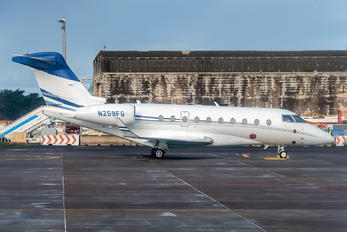 N259FG - Private Gulfstream Aerospace G280