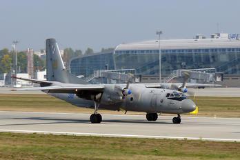 39 BLUE - Ukraine - Air Force Antonov An-26 (all models)