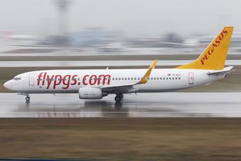 TC-IZG - Pegasus Boeing 737-800 BBJ